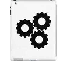 Gear wheels iPad Case/Skin