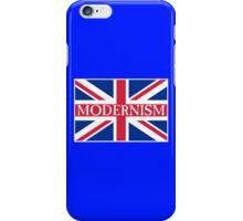 MODERNISM-UK iPhone Case/Skin