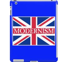 MODERNISM-UK iPad Case/Skin