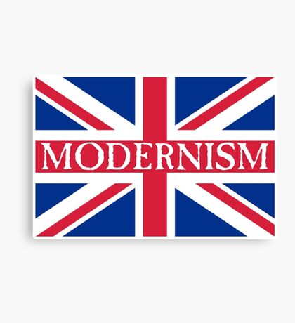 MODERNISM-UK Canvas Print