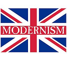 MODERNISM-UK Photographic Print