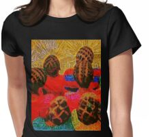 Head Games Womens Fitted T-Shirt