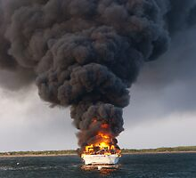 Teacher's Pet Ablaze by Phillip Moore