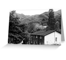 "UK: ""Timeless England"", Cumbria Greeting Card"