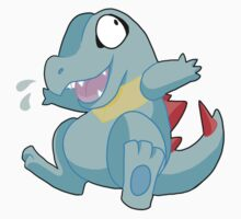 Totodile by fangurley
