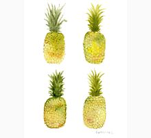 Four Mini Pineapples Unisex T-Shirt