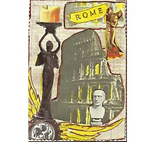 Rome:The Eternal City Photographic Print