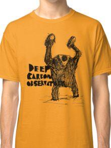 deep carbon observatory GOLEM ATTACK Classic T-Shirt