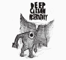 deep carbon observatory by ScrapPrincess