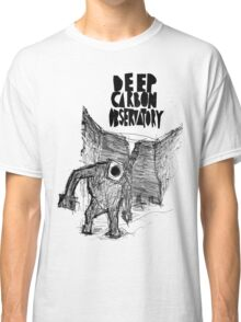 deep carbon observatory Classic T-Shirt