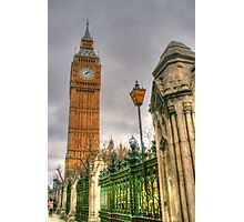 London ... Reaching For The Sky Photographic Print