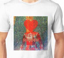 My Ex Boyfriend is a power ranger, red ranger  Unisex T-Shirt