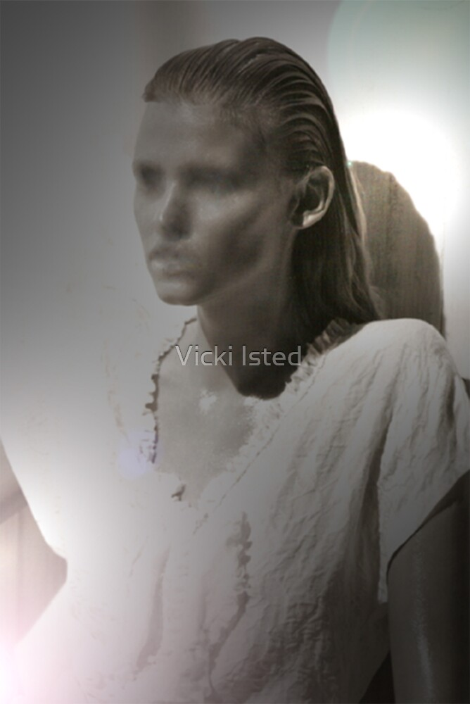 Grey by Vicki Isted