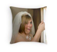 My Wife Throw Pillow