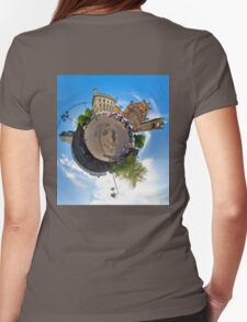 Walled City Market, Guildhall Square, Derry Womens Fitted T-Shirt