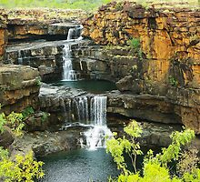 Mitchell Falls by Dennis Wetherley