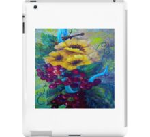 Too Delicate for Words iPad Case/Skin