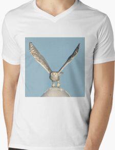 Aim High Mens V-Neck T-Shirt