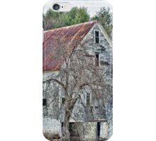 Rural Maine Delight iPhone Case/Skin