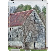 Rural Maine Delight iPad Case/Skin