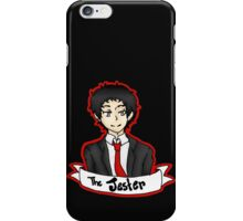 The Jester iPhone Case/Skin