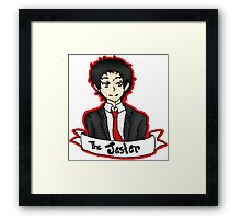 The Jester Framed Print