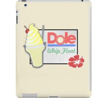 Dole Whip Float iPad Case/Skin