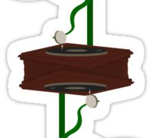 Rosaphones Sticker