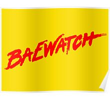 Baewatch Poster