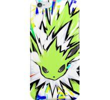 Shiny Jolteon | Shock Wave iPhone Case/Skin