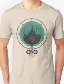 Black Dahlia Unisex T-Shirt