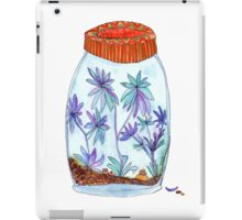 Treearium #7 - The Aloe Jar iPad Case/Skin