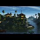 Ancient Lands by Steve Davis