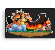 Rampage Canvas Print