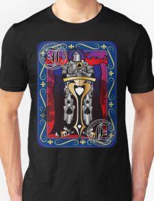 Jack Knight of Spades T-Shirt