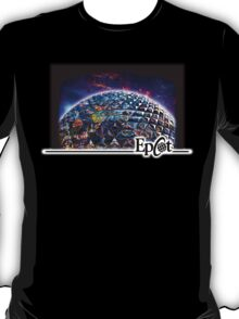 Attractions of Epcot T-Shirt