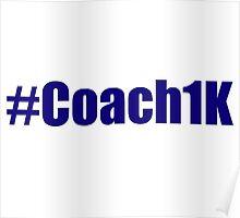 #Coach1K Poster