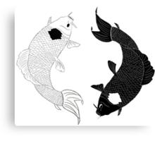 Koi Spirits Canvas Print