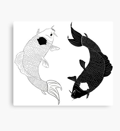 Koi Spirits Canvas Print