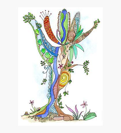 Tree of Life #18 Photographic Print
