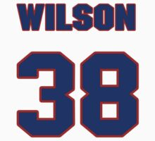 National baseball player Wilson Delgado jersey 38 by imsport