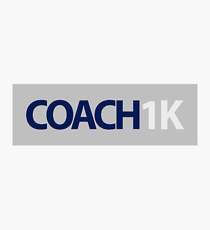Coach1K Photographic Print