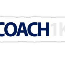 Coach1K Sticker