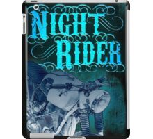 Night Ride iPad Case/Skin
