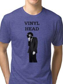 Vinyl Head Tri-blend T-Shirt