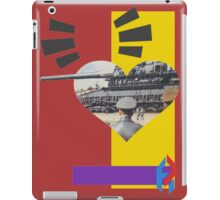 Fair Warning for Few. iPad Case/Skin