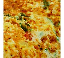 Omelette Photographic Print