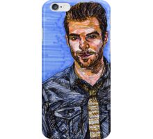 Zachary Quinto iPhone Case/Skin