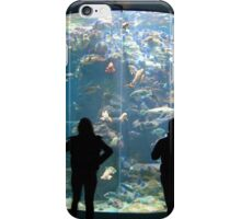 Aquarium Shadows iPhone Case/Skin