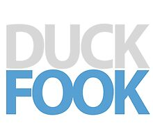 Duck Fook by RefinedSouthern